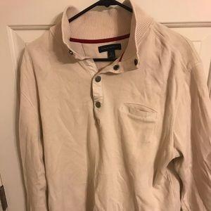 Banana Republic cotton sweatshirt / sweater